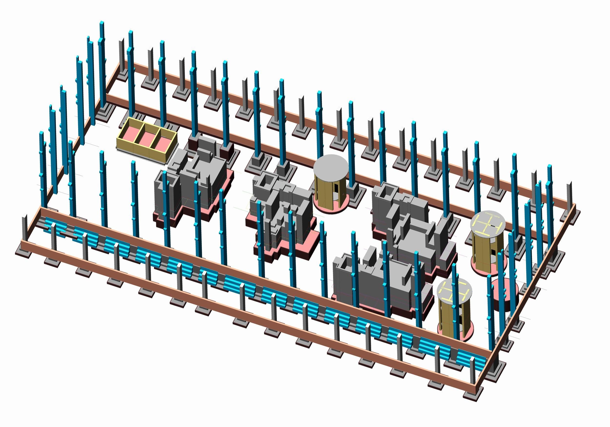电路板 设备 2500_1750
